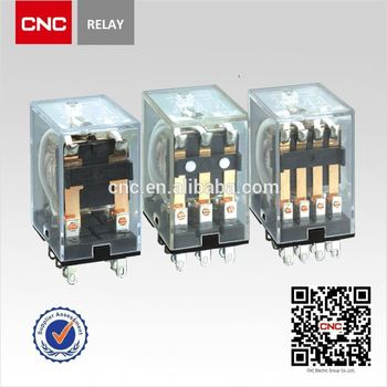 Ly3 Ac/dc 220v Dry Contact Control Relay - Buy Dry Contact Control ...
