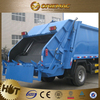 Dongfeng 4x2 diesel compactor garbage truck with capacity of 10cbm, with competitive price