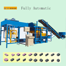 QT4-25 Durable best selling tiger block machine