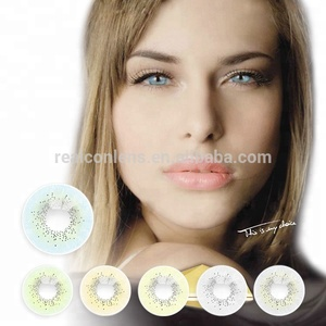 Charming Your Eyes Wholesale Soft Cosmetic Ocean Natural Color Contacts Lenses