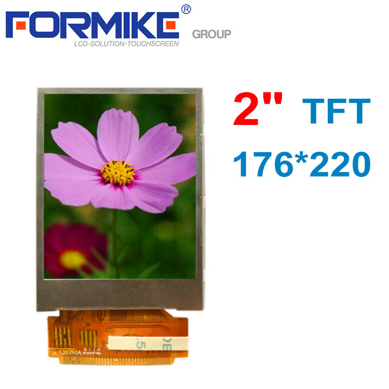 Small lcd 2 inch 176x220 TFT screen display