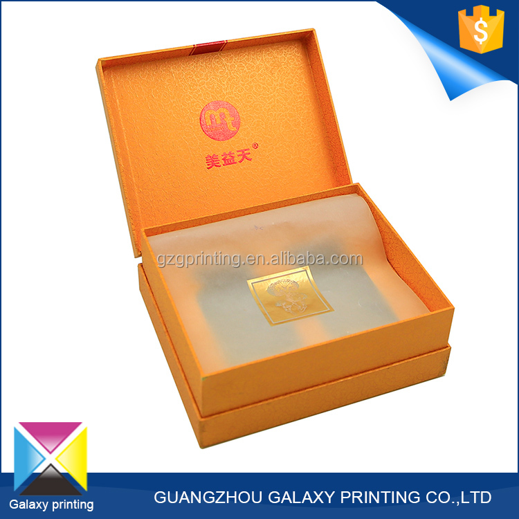 OEM/ODM printing Manufacturer luxury gift box board paper custom hat packaging box suit for health care products