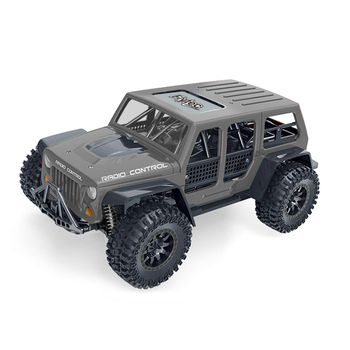 Flytec SL-152A 1:14 Scale 2.4 GHz Herdsman Modified Semi-high speed Off-Road Racing Radio Control Hobby RC Remote Car