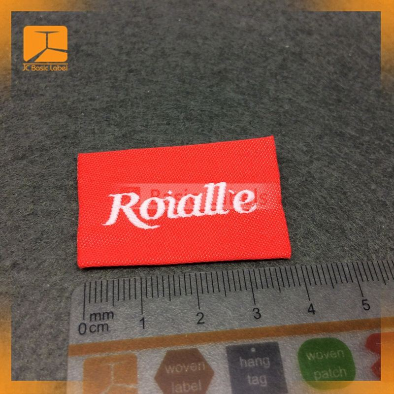 Polyamide Coated Nylon Barcode Label Fabric