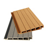 cheap exterior decorative wall panels outdoor siding cladding wpc board TF-04D