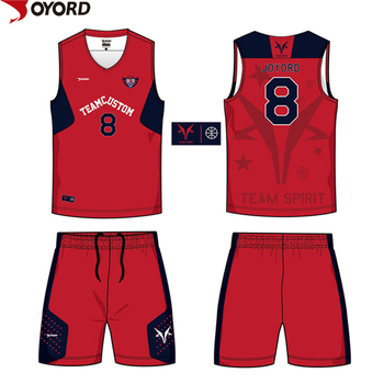 Hot Sale 2018 Best Latest Sublimation Basketball Jersey Design Buy