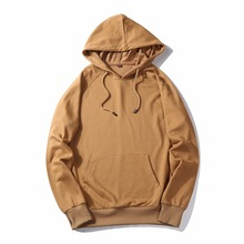 crewneck sweatshirt with kangaroo pockets hoodies custom design wholesale sweatshirt plain blank man hoodies