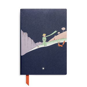 Handmade Luxury Hardcover Simple New Design Little Prince Notebook