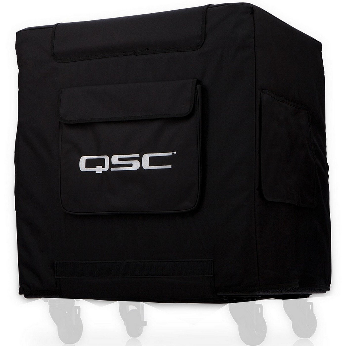 QSC KW181 COVER | Soft Paded Heavy Duty Nylon Cordura Cover for KW181