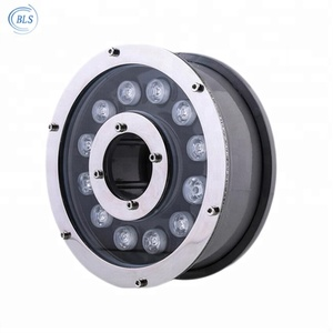 9W Underwater Fountain RGB LED Lighting Light For Small Fauntains