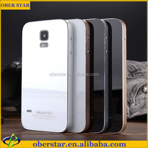 ULTRA THIN SLIM ALUMINUM METAL BUMPER CASE COVER FOR SAMSUNG GALAXY S4 IV I9500