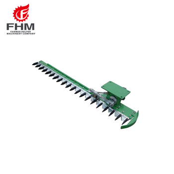 Fhm Tractor Machine Flail Mower Mounted Sickle Bar Mower - Buy Hedge  Trimmer,Sickle Bar Mower,Mower Product on Alibaba com