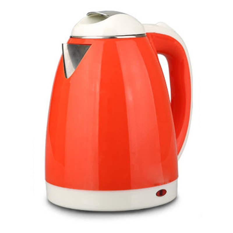 1.8L Electric Kettles 220V Stainless Steel Water Heater Kettle Colorful Automatic Insulation Kettles For Water Kettle drsh49-2
