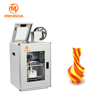 Chinese Popular Full metal 3d printer Dropshipping! MINGDA MD-4C industrial desktop 3d printer China/Imprimante 3d
