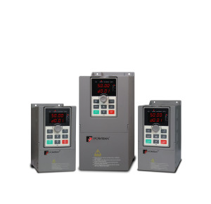 Triple output 380v1.5kw 2HP ac frequency inverter 50hz 60hz