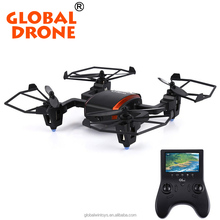 Gteng t901f rc helicopter mini selfie drone camera with 5.8G real-time transmitter remote control dron radio control nano done