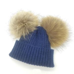 77bbe7846a7 Real Fur Pom Poms