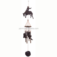 KNIGHT METAL WIND CHIME