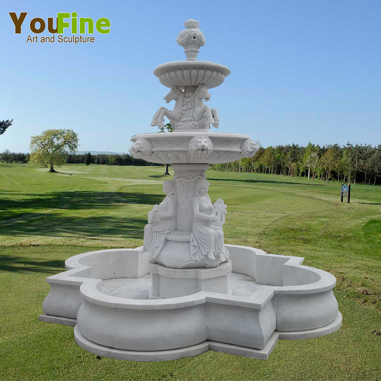 Exceptional Outdoor Water Fountains, Outdoor Water Fountains Suppliers And  Manufacturers At Alibaba.com