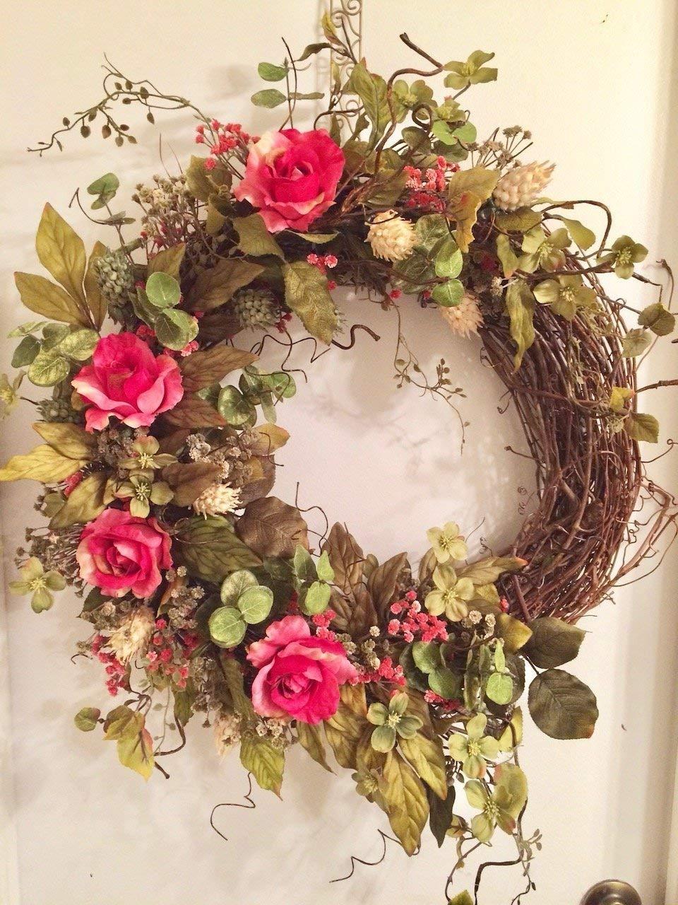Cheap Foam Rose Wreath Find Foam Rose Wreath Deals On Line At Alibaba Com