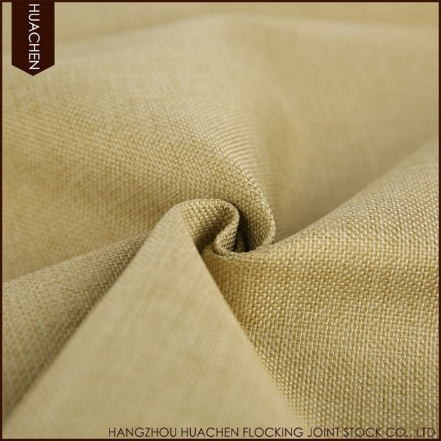 wholesale waterproof blackout noise reduction curtain fabric