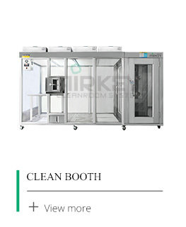 High Technology Cleanroom Design And Construction For