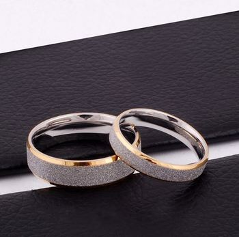 Hot Sale Couple India Men Gold Ring Design In petitive Price