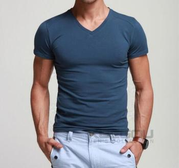 Skin Tight Men 39 S Short Sleeve Muscle Fit T Shirt Buy