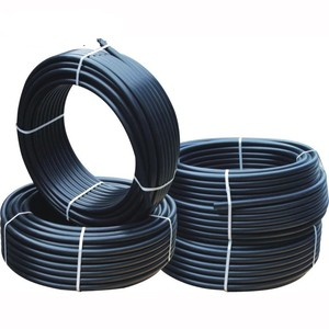 hdpe coil pipe flexible poly 6 inch water supply pipe