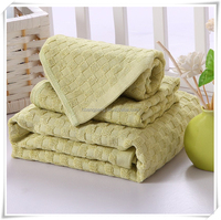 480GSM Solid Color Luxury Bath Towel For Adults