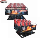 Strong Impact 3d 4d 5d 6d cinema theater movie system suppliers