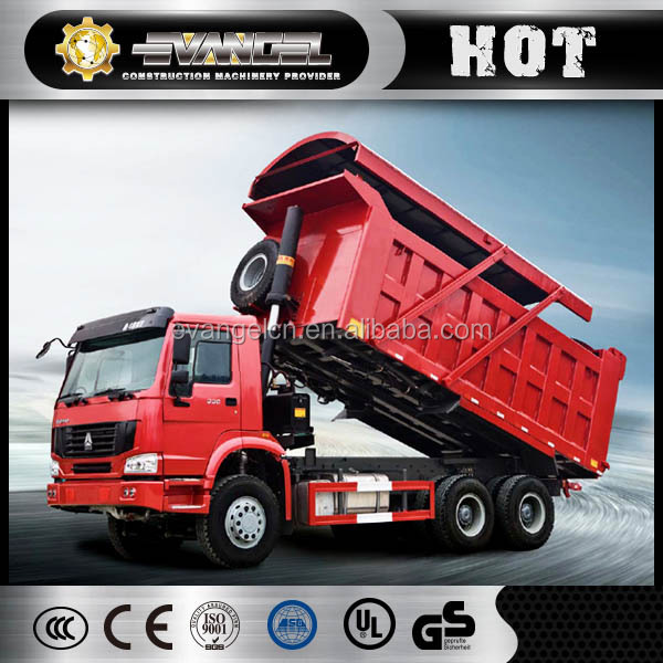 6*4 China Top Brand Howo 336hp Dump <strong>Truck</strong> For Sale