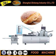 Multi-functional cake bread jam core filling machine