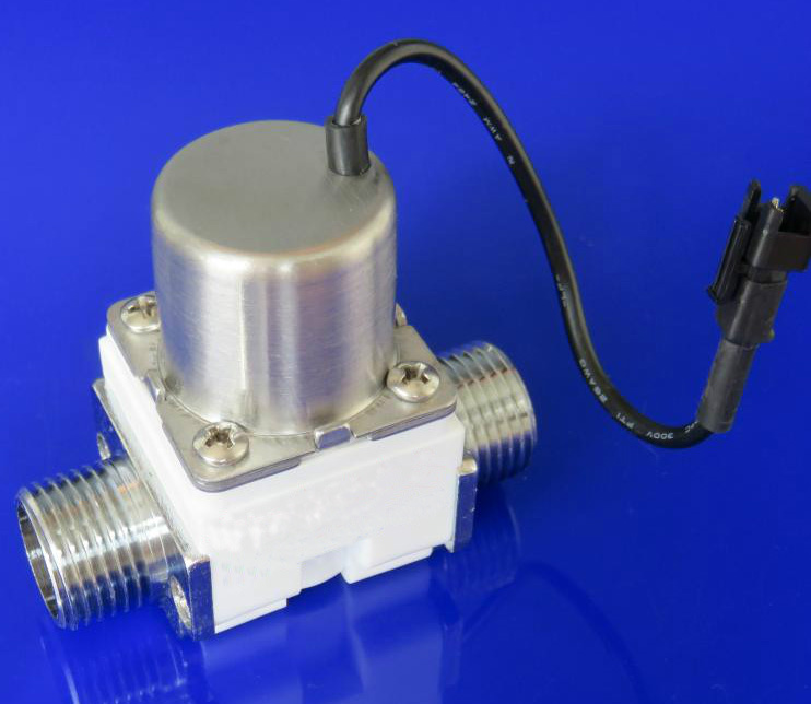 1/2 Latching Pulse Solenoid <strong>Valve</strong> Water 6 VDC Low Power Long Life Latch <strong>valve</strong>