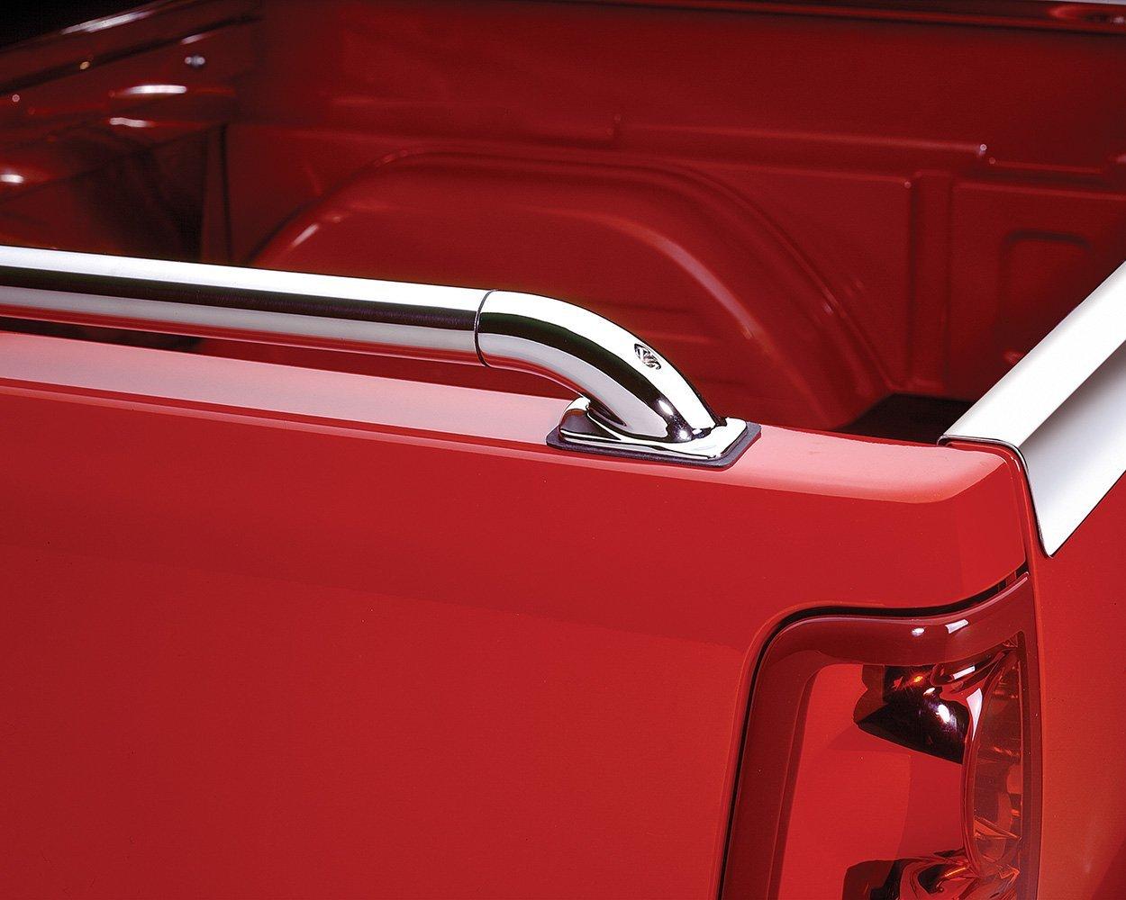 Putco Steel SSR Locker Side Rails for 2015 GMC Sierra LD/HD 8' Bed w/o Dually