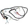 OEM&ODM factory 3 pin connector custom motorcycle wiring harness