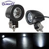 Liwiny Super Bright Auto Lighting System Car 12v Led Tractor Work Light 2inch 10W For Truck,Heavy,Moto,Car
