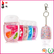 Wholesale 30ml Alcohol Gel Hand Sanitizer with pocketbac sanitizer