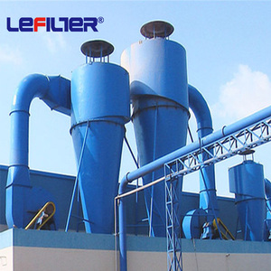 high efficiency industrial dust remover/dust removing machine/cyclone dust collector