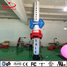 inflatable promotion column pillar, inflatable advertising air dancer