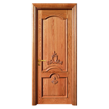 interior solid wood door china manufacturer panel door
