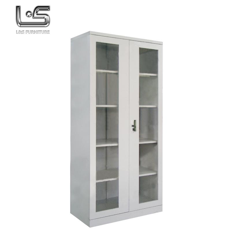 Steel Book Shelf With Glass Door Wholesale Book Shelves Suppliers