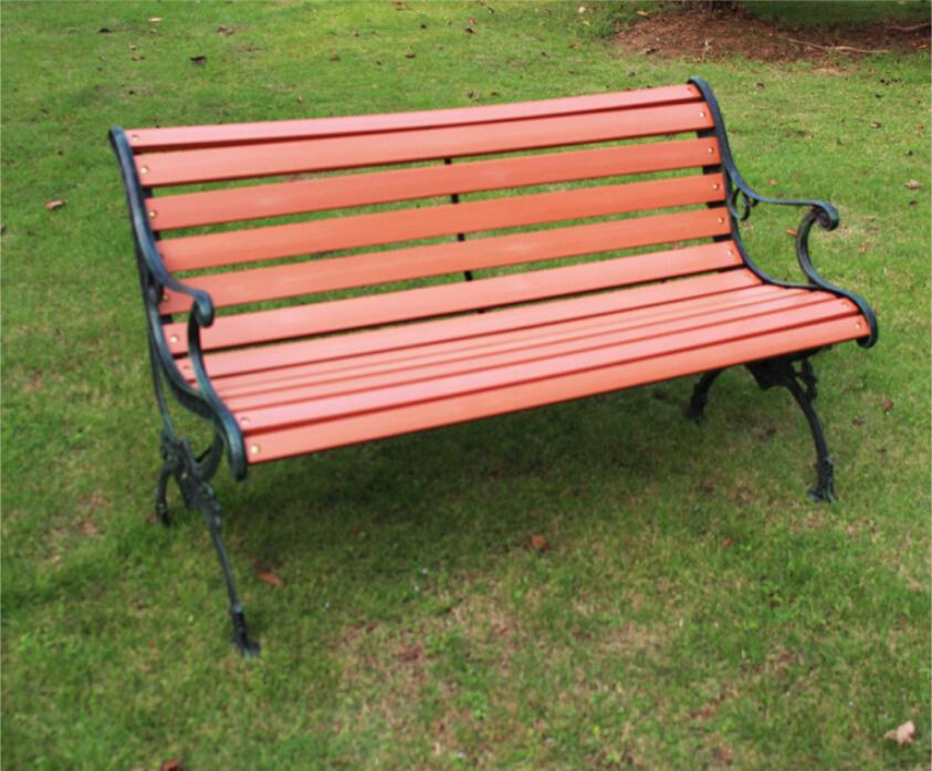 Cheap Long Leisure Public Service Wood Plastic Used Park
