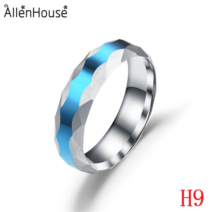 fac0227b0aa6 Venta al por mayor anillos de titanio son buenos-Compre online los ...