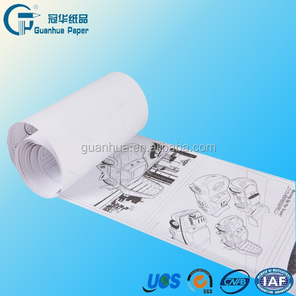 China Cheap Economical tracing paper / cad drawing paper