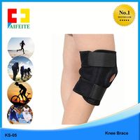 Nano tech fashion knee sleeve healthy knee support wraps magnetic kneepads