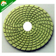 hand polisher diamond wet polishing pads