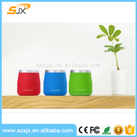 2017 Newest Fashion Promotional Wireless Mini Bluetooth Speaker with TF card for MP3/MP4,ipod,mobile