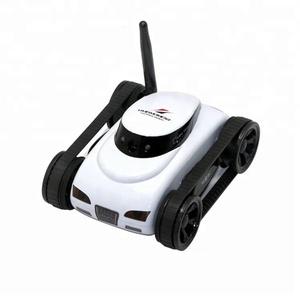 App Controlled Wireless WiFi iSpy Tank Wireless iSpy Camera