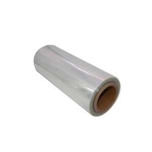 Supply top quality 30 mic plastic roll film cpp film for high speed automatic packaging